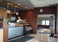 PERKS CAFE  (601 Lake Cook Road, Deerfield)  This little coffe shop in the Metra station features locally roasted coffee from the Coffee & Tea Exchange.  They also try to source local foodstuff as much as possible - their pastries, granola, brownies all come from local purveyors, such as Little Miss Muffin in Chicago.