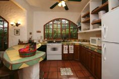 I like this Kitchen in Costa Rica!