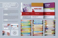 Viva e Deixe Viver Association Voluntary Storytellers: Stories Pills - award 2011