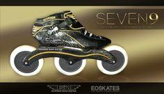 Speed Inline Speed Skates, Inline Skating, Racing, Concept, Exercise, Bike, Sport, Roller Blading, Sports