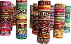handmade colombian bracelets