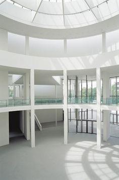 Pinakothek der Moderne, München   Stephan Braunfels Architekten