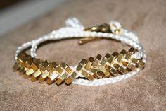 Hex Nut Bracelets | the dimocks