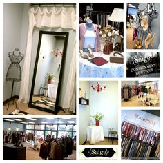 Saige Consignment Boutique    Boutique nice, without the boutique price!