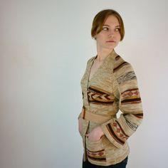Vintage Tribal Sweater