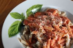 penne vodka - make i