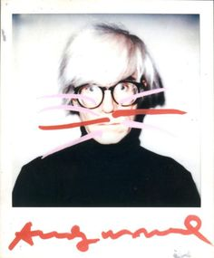 Andy Warhol Polaroid Photo (Original) | Sumally