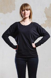 Kowtow-BB-longe-sleeve-relax-top-front  www.andfair.se