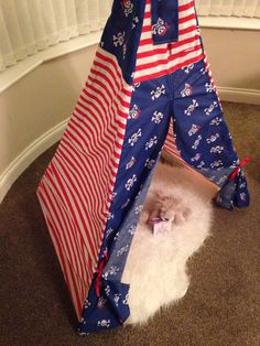 Pirate teepee ❤️