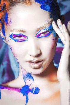 Darya body-art & make-up Kholodnykh, stylist , body painting