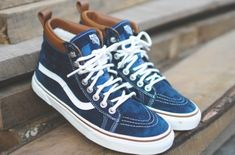 Vans Sk8-Hi MTE – Fall 2014 Colorways – Things Are Changing