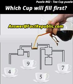 Puzzle Answer Answer is Funny Brain Teasers, Brain Teasers Riddles, Picture Puzzles Brain Teasers, Brain Teaser Puzzles, Mind Games Puzzles, Logic Puzzles, Puzzle Games, Funny Riddles, Jokes And Riddles