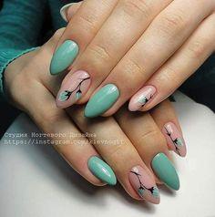 Shellac Nails, My Nails, Claw Nails, Nail Ring, Latest Nail Art, Luxury Nails, Fall Nail Colors, Flower Nails, Cool Nail Designs