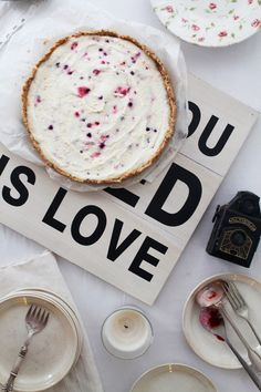 "Eat Love: Eat Love - Raw ""Cheesecake""!"