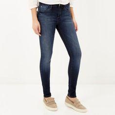 Dark blue Amelie superskinny reform jeans - skinny jeans - jeans - women