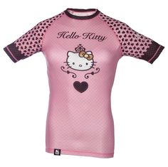 Rash Guard Hello Kitty - Chic Lady im ju-sports Online-Shop | join the nu line