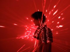 wei chieh shih: laser suit