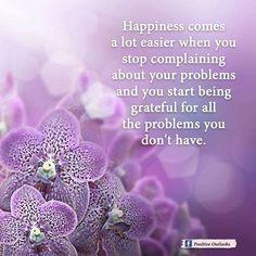 Happiness through Gratitude