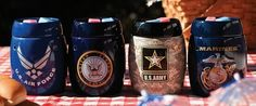 Armed Forces www.wicklessglow.scentsy.us