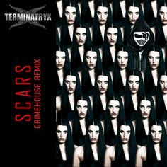 """Single cover for the remixed Terminatryx song """"Metropolis"""". Cover design by Paul Blom Cover Design, Cover Art, Songs, Artwork, Movies, Movie Posters, Work Of Art, Auguste Rodin Artwork, Films"""
