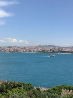 İstanbul- İstanbul denizi bi harika