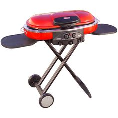 A Propane Portable Grill is a great tool to cook awesome meals while dispersed camping during times of camping fire restrictions. It has a push-button ignition for matchless lighting and it was specifically designed for easy transportation. It folds to a compact size and has a handle and wheels too. You can get a wheeled carry case too!