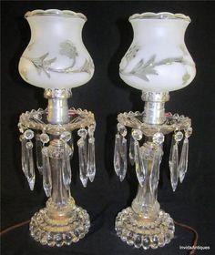 vintage vanity lighting. Northern Passages. Antique LampsLamp ShadesMantleVintage VanityGirly Vintage Vanity Lighting N