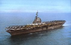 USS Wasp CV 18 Model | USS Wasp (CV-18) Essex Class, American Aircraft Carriers, Navy Carriers, Leyte, Us Navy Ships, Navy Aircraft, Military Life, Battleship, Water Crafts