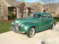 1940 Buick Roadmaster ...