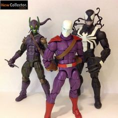 Chameleon (Marvel Legends) Custom Action Figure