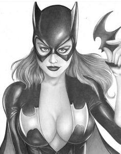 Bat Girl (Must focus eyes..........)