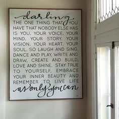 This beautiful sign that is hanging at the Craft House is from @houseofbelonging ❤️ I LOVE IT! Every woman coming through our doors needs this reminder. Right now if you use the code AWAKEN20 you can 20% off thru Monday! She has LOTS of choices! Go check it out!