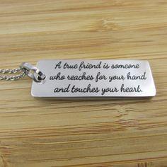 A True Friend - Necklace