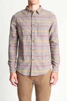 Santone Flannel Shirt - Jachs, $55
