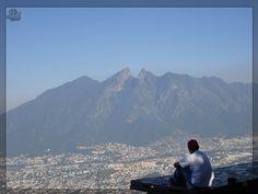 Cerro de la silla by virtualpat.deviantart.com on @deviantART