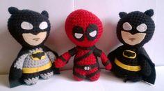 #Batman#Superman#Deedpol#Handmadetoys#Marvel#Comics#superhero