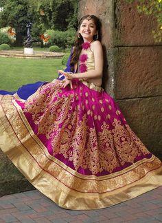 Traditional Lehenga Pakistani Ethnic wear Indian Bridal Choli Wedding Bollywood #TanishiFashion
