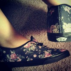 I wish i had vans but i dont know if i can pull them off