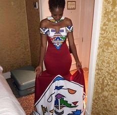 Camping gift ideas [for roadtrip lovers and outdoor freaks] African Wedding Attire, African Attire, African Wear, African Dress, African Traditional Wear, African Traditional Wedding Dress, Traditional Outfits, African Inspired Fashion, African Print Fashion