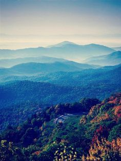 Blue Ridge Parkway –Perfect for your road tip!