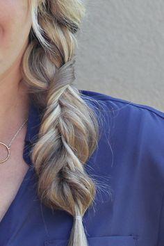 Twists and braids.