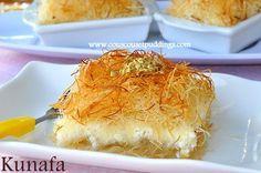 Gâteaux algériens - Couscous et Puddings