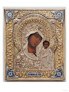 Virgin of kansaskaya