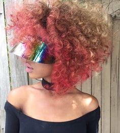 Fun curls by @lisavirgo - https://blackhairinformation.com/hairstyle-gallery/fun-curls-lisavirgo/