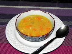 Menu Criativo: Sopa Caipira (Sopa de Milho com Frango)