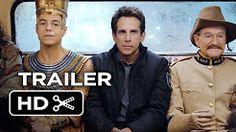 night at the museum 3 official trailer - YouTube