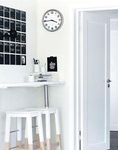 best of black & white   elle decor.