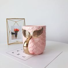 Drink your mermaid coffee in this adorable and unique mug. Always ready to serve your tea, hot chocolate, milk or coffee. Be yourself, be a Mermaid. Find the best glassware, drinkware and Cocktail Glasses. Cute Coffee Mugs, Coffee Cups, Pink Mermaid Tail, Mermaid Mugs, Cute Cups, Mug Cup, Tea Pots, Hand Painted, Ceramics