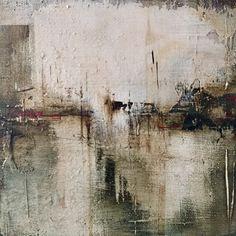 mixed media on canvas - 20x20 - c/o atelier meintke & behder- www.atelier-meintkebehder.de