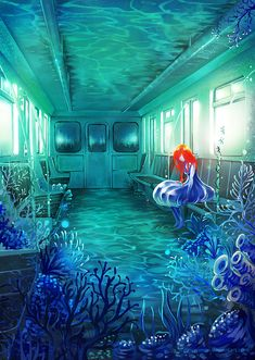 miyuli:  Reflected Memory by ~miyumon Finally done :D